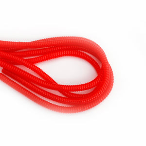 red cable twist for cochlear implants and hearing aids