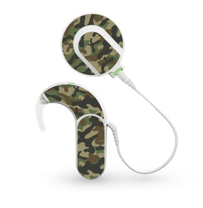 Camouflage skin for Med-El Sonnet and Sonnet 2 Cochlear Implants