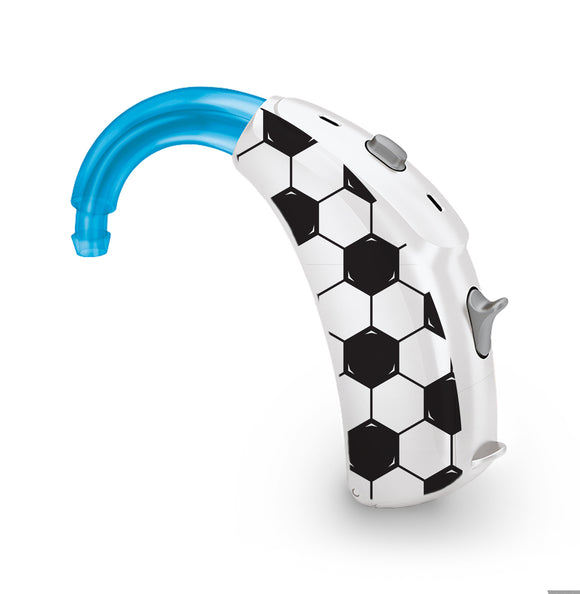 Football skin for Hearing Aid