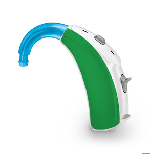 Green skin for Hearing Aid