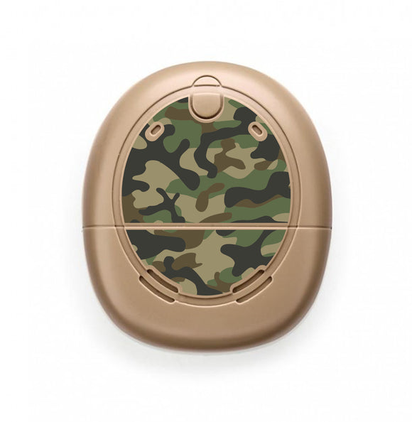 Camouflage skin for Nucleus Kanso sound processors