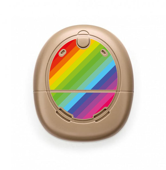Rainbow skin for Nucleus Kanso sound processors