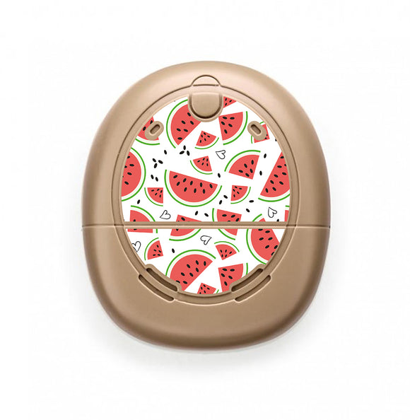 Watermelon skin for Nucleus Kanso sound processors