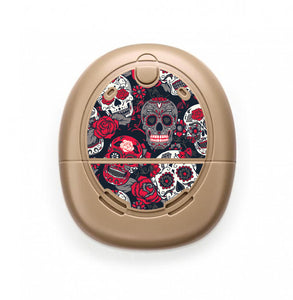 Day of the Dead skin for Nucleus Kanso sound processors