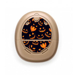 Scary Pumpkins skin for Nucleus Kanso sound processors