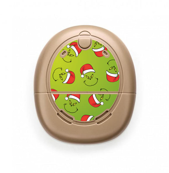 Who Stole Christmas skin for Nucleus Kanso sound processors