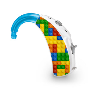 Lego skin for Hearing Aid