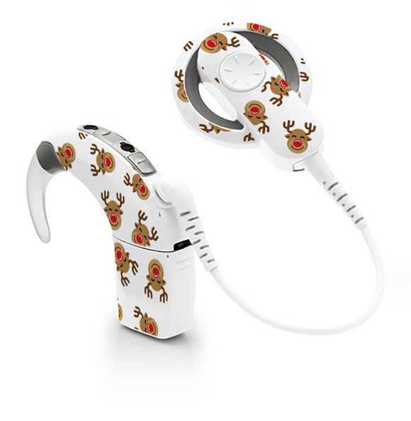 Rudolph skin for Cochlear Implant, Advanced Bionics