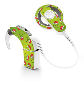 Who Stole Christmas skin for Cochlear Implant, Advanced Bionics