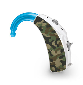 Camouflage skin for Hearing Aid