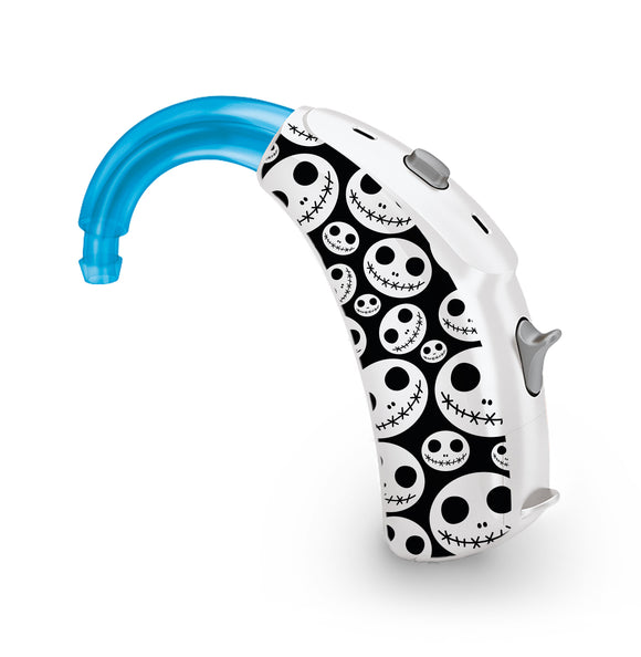 Skellington skin for Hearing Aid