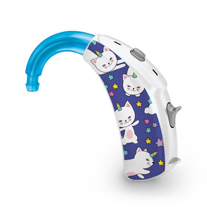 Caticorns skin for Hearing Aid