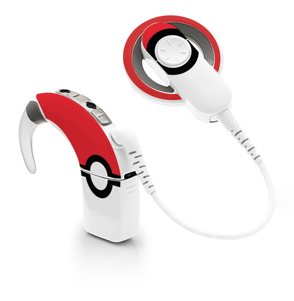 Pokemon skin for Cochlear Implant, Advanced Bionics