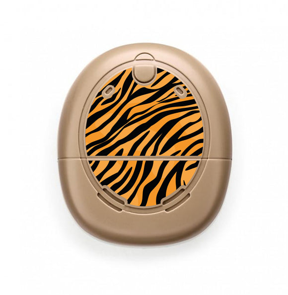 Tiger Print skin for Nucleus Kanso