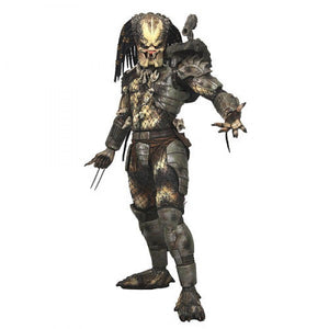 "20"" Inch Tall HUGE Predator 'Closed Mouth' (1/5000 LE) 1/4 Scale Figure LIMITED EDITION (Predator) Figure NECA"
