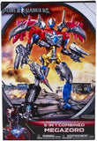 "20"" Inch Tall HUGE Combinable 5-Pack Megazord MMPR Movie Bandai Robot Chogokin Power Rangers Figure Figure Bandai"