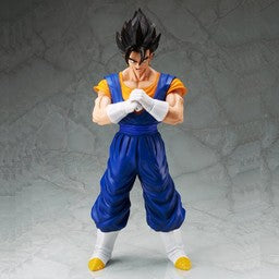 "18"" Inch Tall HUGE Gigantic Series Fusion Vegito Vegetto Exclusive Base Black Hair X-Plus 1/4 Scale"