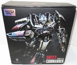 "12"" Inch Deformation WJ M01 Robot Commander Optimus ""Big Rig"" Oversized Masterpiece Movie 'MPM-4' Figure Wei Jiang (WJ)"