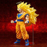 "19"" Inch Tall HUGE Gigantic Series Super Saiyan 3 Goku LE SS3 Figure 1/4 Scale LIMITED EDITION Figure X-Plus Gigantic Series"
