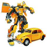 "07"" Inch Deformation BMB LS-07 BumbleBee Armour Wasp ""Beetle"" Masterpiece Movie 'MPM-7' Figure Black Mamba (BMB)"