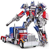 "12"" Inch Deformation BMB LS-03 Optimus Commander ""Big Rig"" Oversized Masterpiece Movie 'MPM-4' Figure Black Mamba (BMB)"