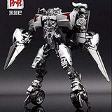 "07"" Inch Deformation BMB LS-08 Sideswipe Assassin ""Corvette"" Oversized Studio Series 'SS-29' Robot Figure Black Mamba (BMB)"