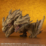 "06"" Inch Tall HUGE DefoReal King Ghidorah Ric LE KOTM (LIGHT UP) LED TOHO Figure LIMITED EDITION Figure X-Plus DefoReal"