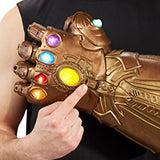 "20"" Inch Tall HUGE Avengers Thanos Gauntlet (LIGHT UP & SFX) LED Marvel Legends Series Hasbro Toy Hasbro"