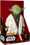 "20"" Inch Tall HUGE Star Wars Big-Figs Yoda (Lightsaber) Jakks Pacific LIMITED EDITION Figure Jakks Pacific"