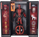 "18"" Inch Tall HUGE Deadpool 'Ultimate' 1/4 Scale NECA Figure Discontinued (Deadpool) Figure NECA"