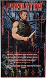 "18"" Inch Tall HUGE Predator 'Jungle Dutch' Arnold Schwarzenegger 1/4 Scale NECA (Predator) Figure NECA"