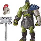 "13"" Inch Tall HUGE Gladiator Hulk Ragnarok (INTERACTIVE) Titan Hero Tech 1/4 Scale Figure Hasbro Figure Hasbro"