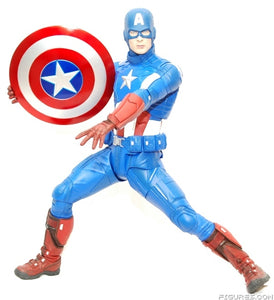 "18"" Inch Tall HUGE Avengers Captain America 1/4 Scale NECA Figure Discontinued (Avengers) Figure NECA"