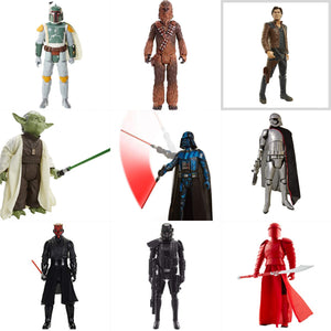 "20"" Star Wars Big-Figs Jakks Pacific Collectible Toy Figures"