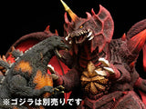 "13"" Inch Tall HUGE Destoroyah Ric + Extra Aggregate 1995 TOHO Figure LIMITED EDITION Figure X-Plus 25cm Scale"