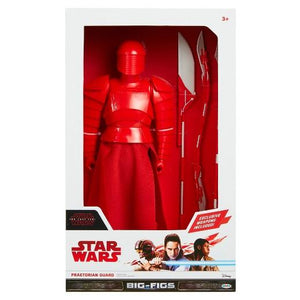 "18"" Inch Tall HUGE Star Wars Big-Figs DELUXE Praetorian Guard (Weapons) LIMITED EDITION Figure Jakks Pacific"