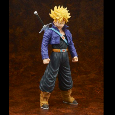 "16"" Inch Tall HUGE Gigantic Series Base Future SS Trunks Super Saiyan X-Plus Dragon Ball Z 1/4 Scale"