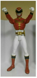 "31"" Inch Tall HUGE Big-Figs 2-Pack Megaforce Red + Black Ranger MMPR Figure Power Rangers Figure Jakks Pacific"