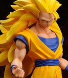 "19"" Inch Tall HUGE Gigantic Series Super Saiyan 3 Goku X-Plus SS3 Figure 1/4 Scale Figure X-Plus Gigantic Series"
