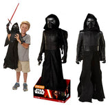 "31"" Inch Tall HUGE Star Wars Big-Figs Kylo Ren (Lightsaber) First Order Figure Figure Jakks Pacific"