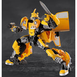 "07"" Inch Deformation BMB LS-07 BumbleBee Armour Wasp ""Beetle"" Masterpiece Movie 'MPM-7'"
