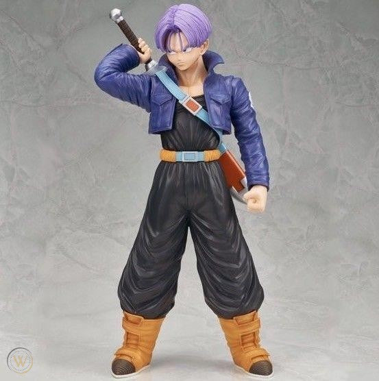 "16"" Inch Tall HUGE Gigantic Series Base Future Trunks Exclusive X-Plus Dragon Ball Z Toy 1/4 Scale"