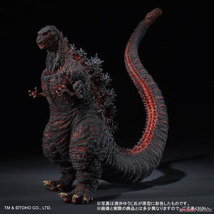 "12"" Inch Tall HUGE 2016 Shin Ric LE Godzilla X-Plus TOHO Vinyl Figure Yuji Sakai LIMITED EDITION"