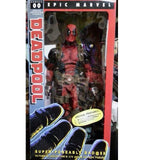 "18"" Inch Tall HUGE Deadpool 1/4 Scale NECA Figure Discontinued (Deadpool) Figure NECA"