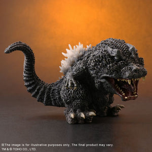 "05"" Inch Tall 2001 Ric DefoReal Series LED Light Up Godzilla vs Ghidorah Mothra SHONEN-RIC EXCLUSIVE"