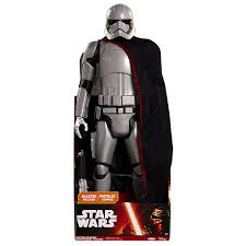 "18"" Inch Tall HUGE Star Wars Big-Figs Captain Phasma (Blaster) Jakks Pacific Figure Jakks Pacific"