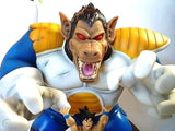 "12"" Inch Tall HUGE Vegeta Giant Great Ape Monkey Ichiban Kuji Japan Prize 1/8 Scale LIMITED EDITION Figure Banpresto"