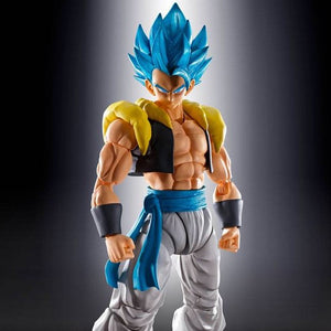 "17"" Inch SSGSS Gogeta 1/4 Scale Dragon Ball Super NEW Broly Movie 2019 Figure"