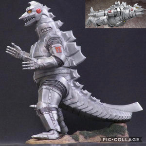 "13"" Inch Tall 1974 Ric MechaGodzilla + Mini Flying Godzilla Kaiju + Base X-PLUS SHONEN-RIC EXCLUSIVE"