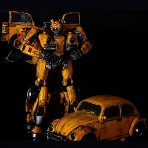 "10"" Inch Deformation Oversized (Battle Damaged) BMB LS-07 BumbleBee Wasp Masterpiece Movie 'MPM-7'"